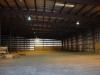 Вид внутри склада со стороны боковой стенки.
