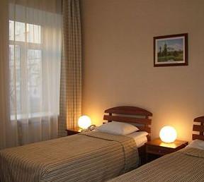 Гостиница в Колпино