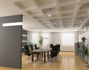 новый арендованный офис